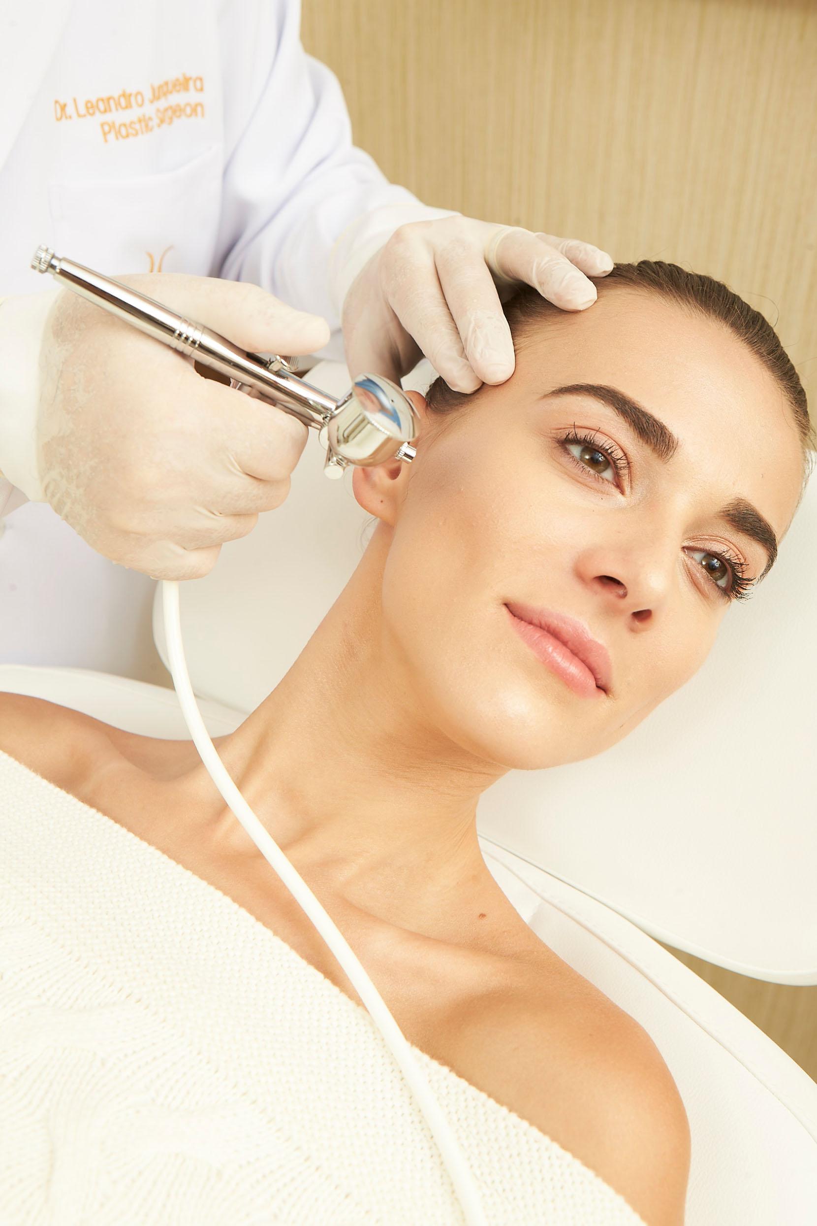 Aesthetics Hydracool Facial