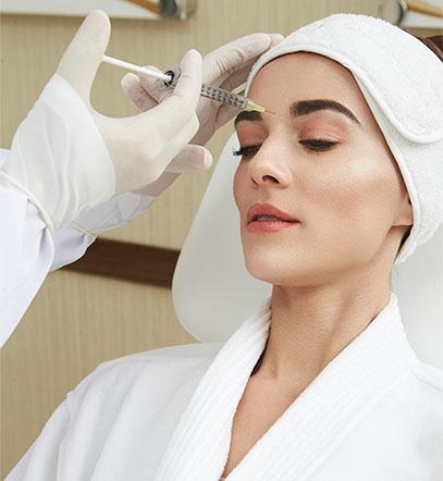 Aesthetics Botox